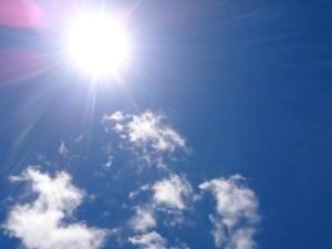 夏の日焼け止め