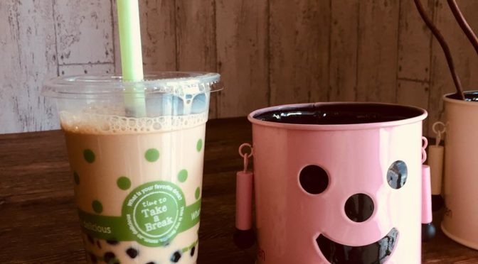 中華街に新しくオープンする朝仕込み豆乳のカフェ