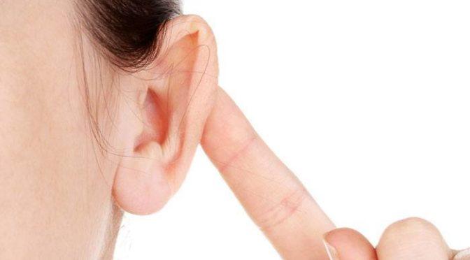 マスクによる耳の凝りをほぐしていきましょう