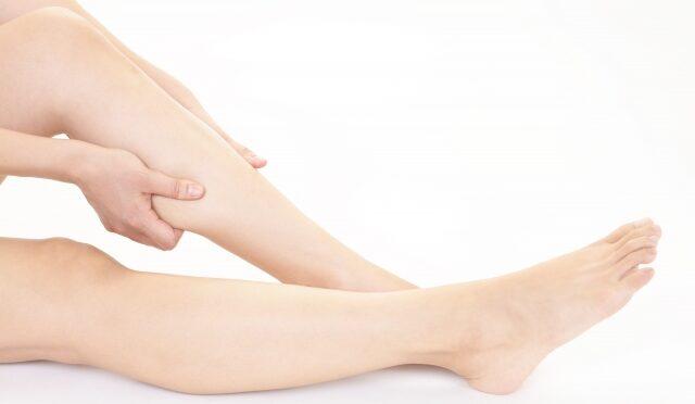インディバで脚の形を美しく
